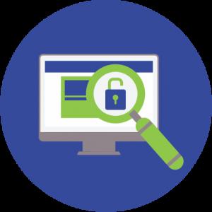 Seguridad icono Daysoft